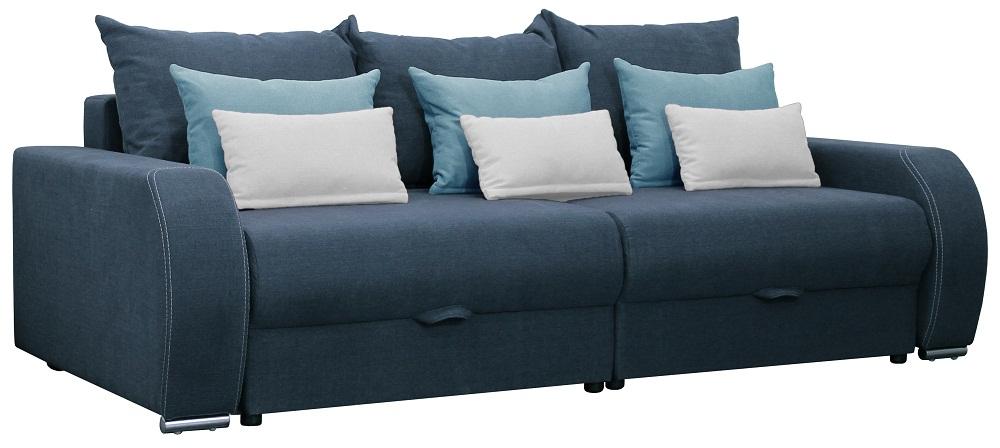 Прямой диван Генрих рогожка фото