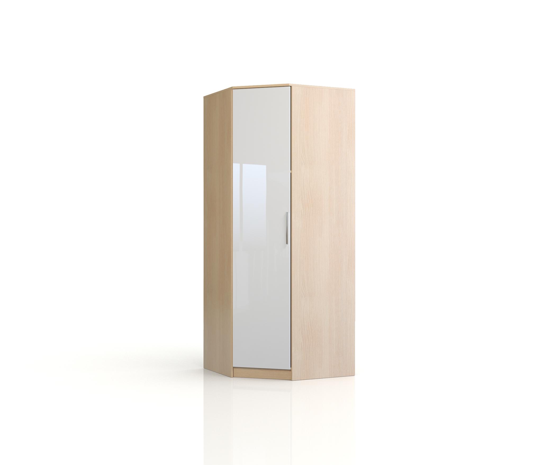 Николь СВ-545 шкаф угловой
