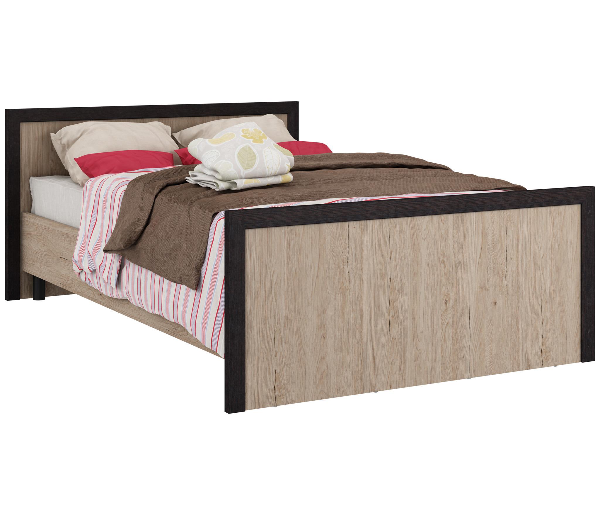 Джорджия СБ-2288 Кровать 1400Кровати<br>Обновляете спальню? У нас есть кое-что для вас. Джорджия СБ-2288   кровать, сочетающая в себе стильный внешний вид и повышенный комфорт. Прямоугольные элементы образуют лаконичный силуэт, который отлично впишется в любую современную комнату. Преобладающий светлый оттенок кровати облегчает тяжелые контуры, в то время как темная окантовка вносит завершающие нотки в дизайн.&#13;Джорджия СБ-2288  – выбор людей, которые ценят не только превосходный внешний вид, но и высокое качество. Надежная конструкция и только лучшие материалы гарантируют долговечность кровати. Можете не беспокоиться – вы сделали правильный выбор!&#13;Ортопедическое основание в комплект не входит. Дополнительно рекомендуется приобрести основание СВ-1400 или металлическое ортопедическое основание 1400*2000.<br><br>Длина мм: 1577<br>Высота мм: 791<br>Глубина мм: 2058<br>Ширина спального места: 1400<br>Длина спального места: 2000<br>Особенности: Двухспальная<br>Матрас в комплекте: Нет