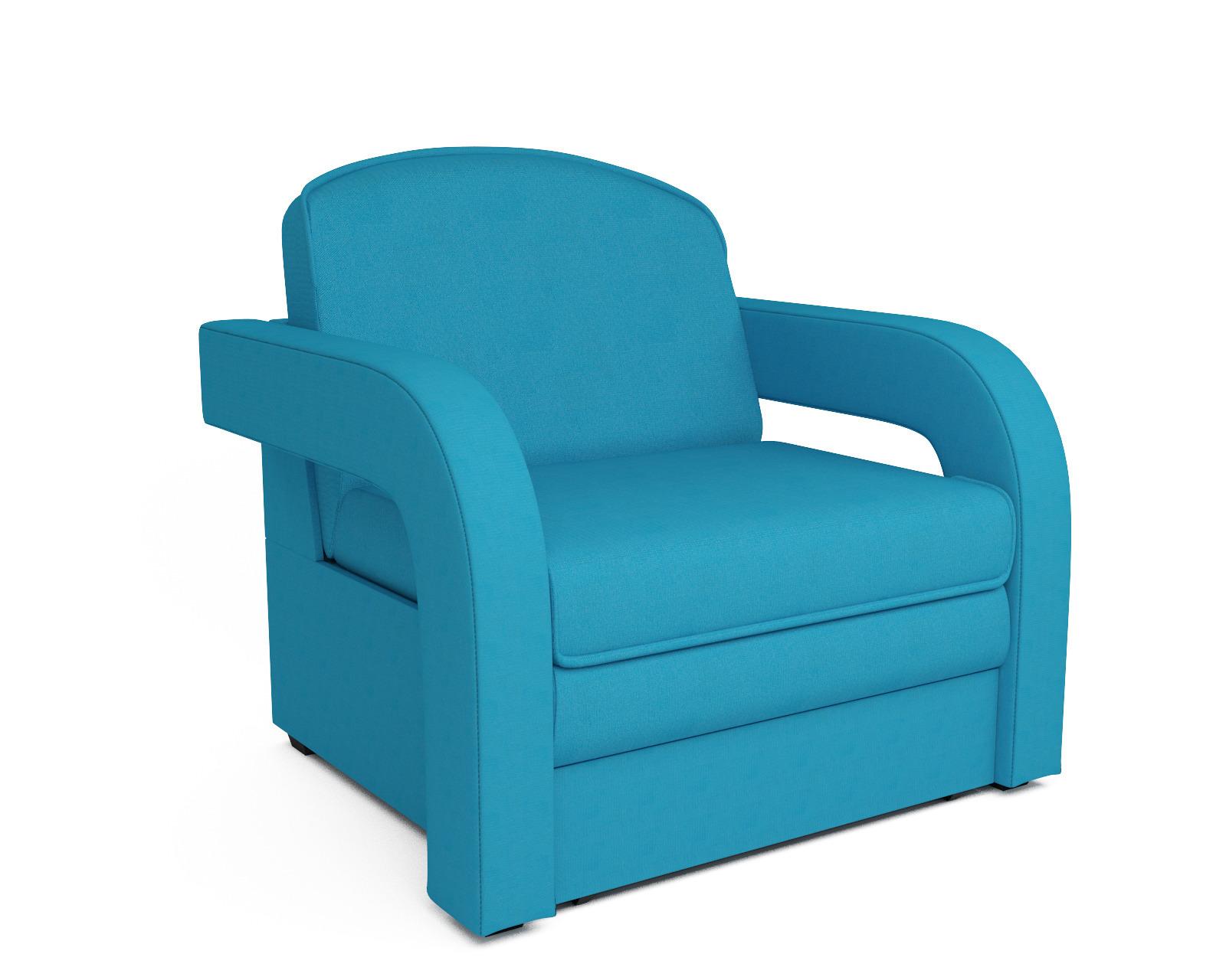 Кресло-кровать Карина-2 (синий)