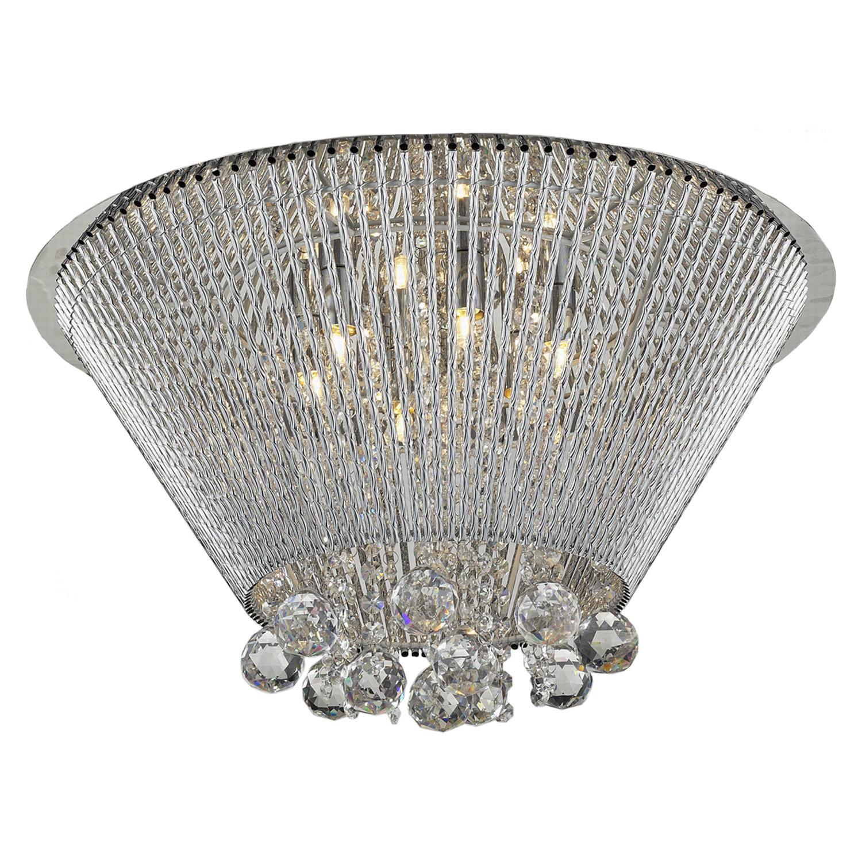 Потолочный светильник Lussole Loft Piagge LSC-8407-06 потолочный светильник lussole lsc 8007 04