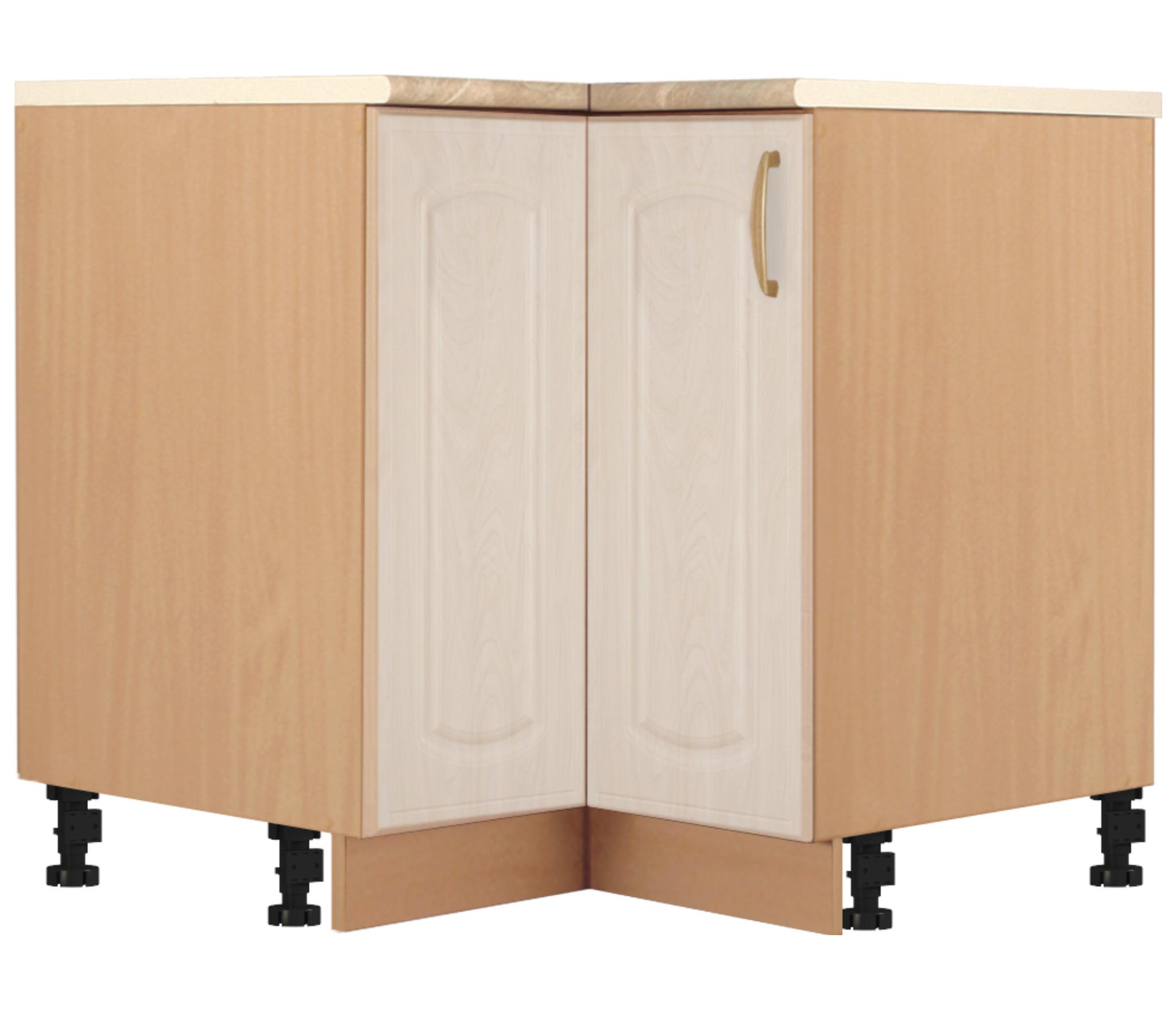 Оля В5-1 Шкаф-Стол угловой