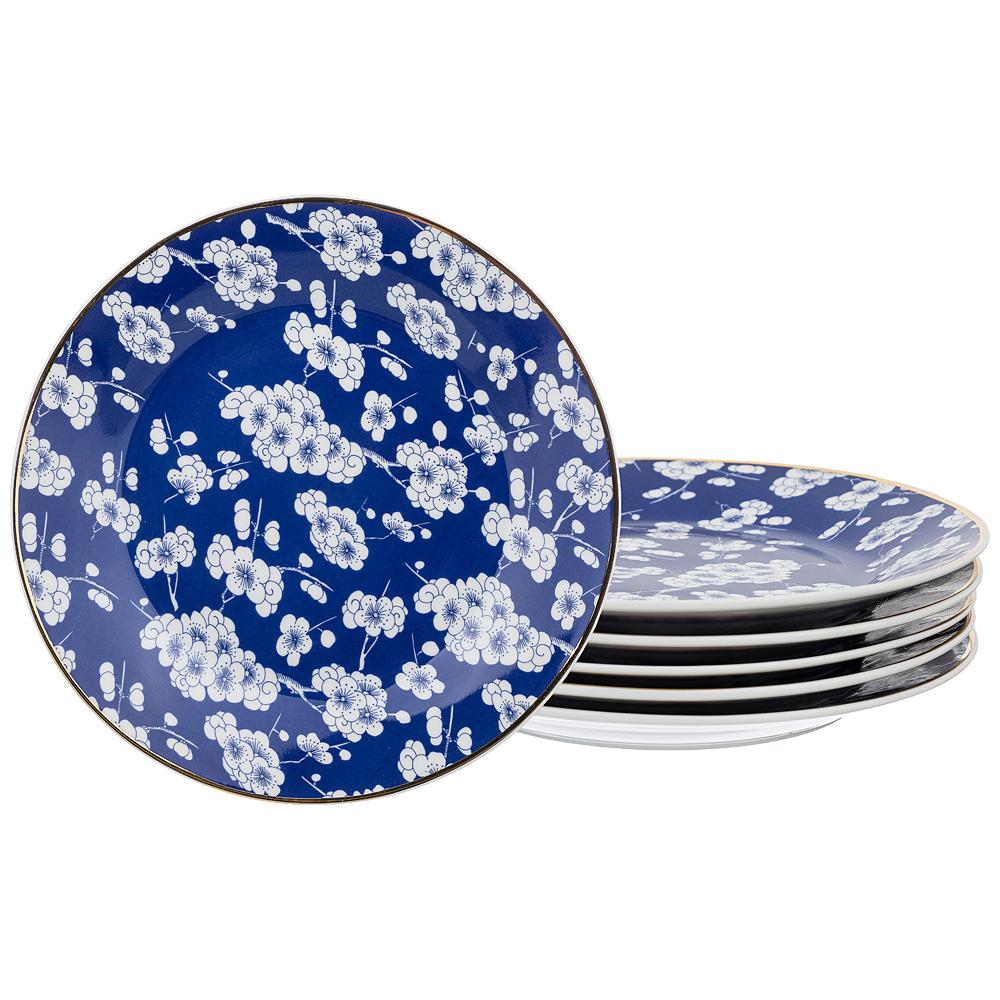 Набор тарелок, 20 см.