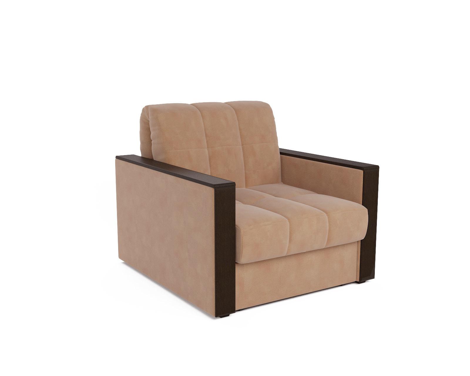 Кресло-кровать Даллас (бежевый - Luna 061)