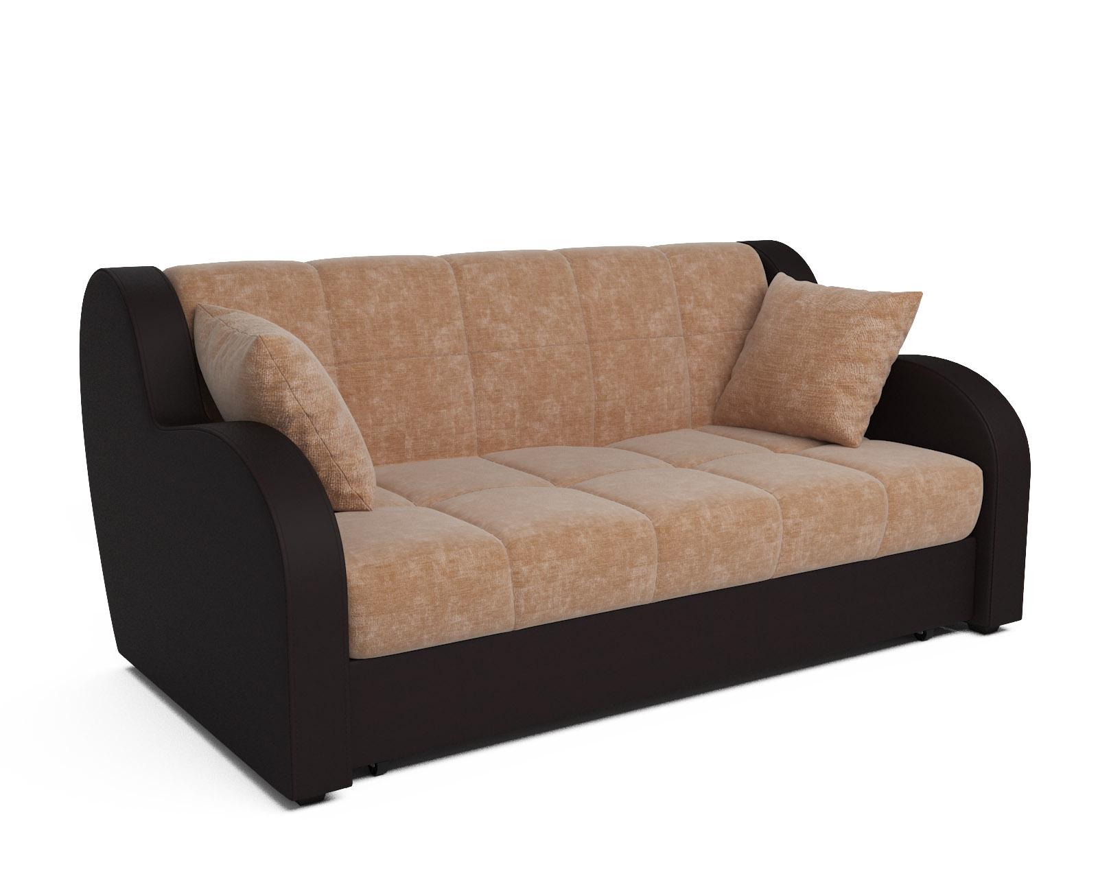 Прямой диван Аккордеон Боро (кордрой) фото