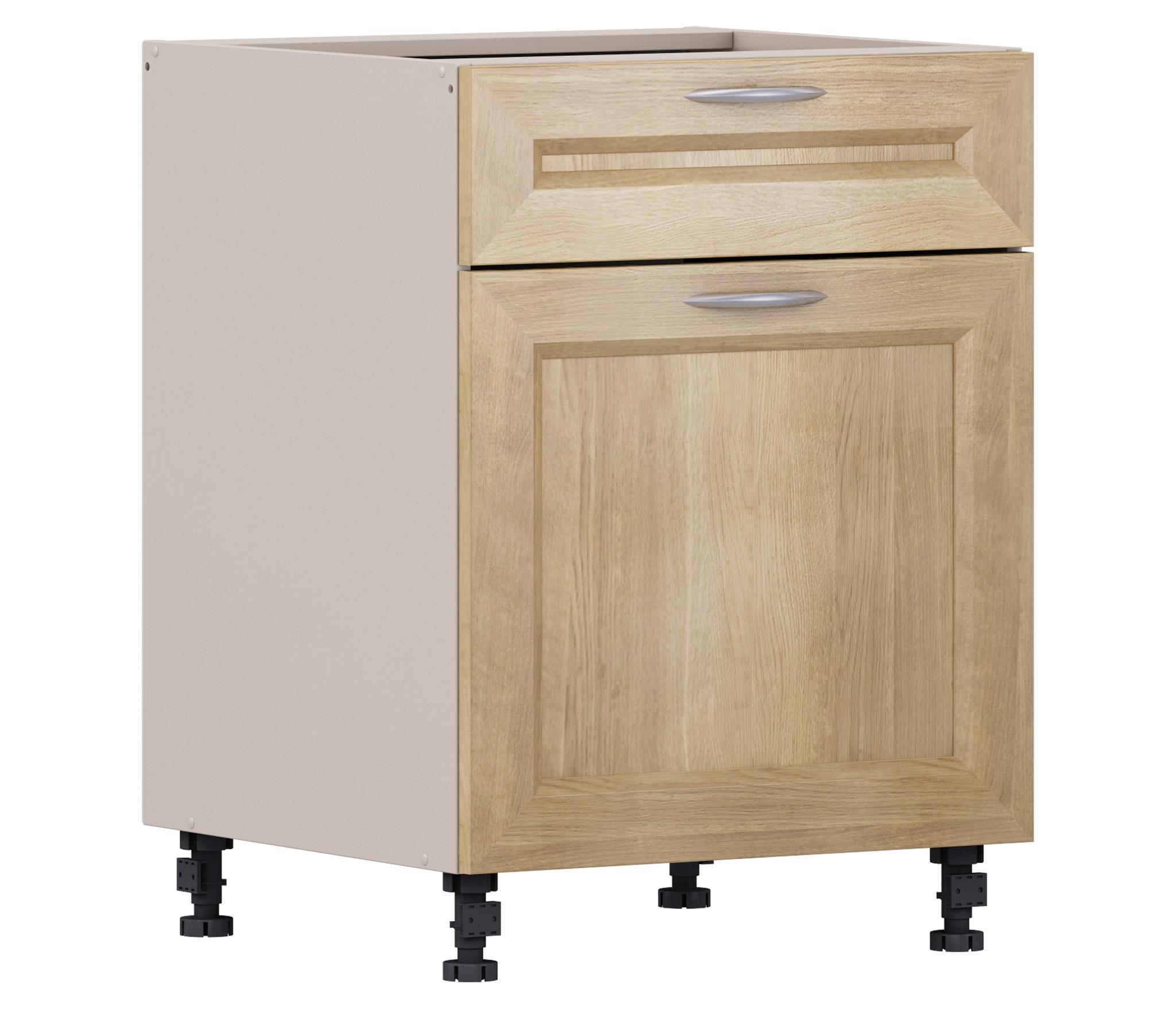 Регина РСДЯ-1-60 столМебель для кухни<br>Стол РСДЯ-1-60 имеет выдвижной ящик и отделение, закрывающееся дверцей.<br><br>Длина мм: 600<br>Высота мм: 820<br>Глубина мм: 563