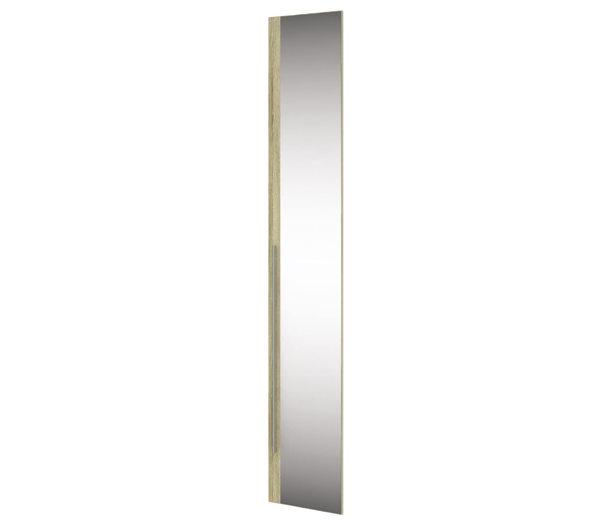 Ирма СТЛ.143.19 Фасад с зеркаломМебель для спальни<br><br><br>Длина мм: 392<br>Высота мм: 2356<br>Глубина мм: 20