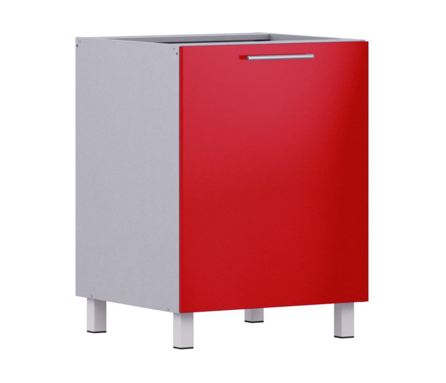 Анна АС-60 стол с фасадомМебель для кухни<br><br><br>Длина мм: 600<br>Высота мм: 820<br>Глубина мм: 563