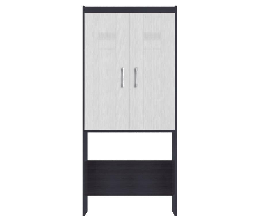Сити СБ-214 Надстройка 2-х двернаяГостиная<br>Дополнительная конструкция для шкафа с двумя дверцами.<br><br>Длина мм: 800<br>Высота мм: 1788<br>Глубина мм: 349