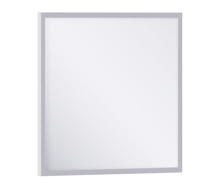 Зара СБ-2575 Зеркало 700*700 БелыйЗеркала<br><br><br>Длина мм: 700<br>Высота мм: 700<br>Глубина мм: 29