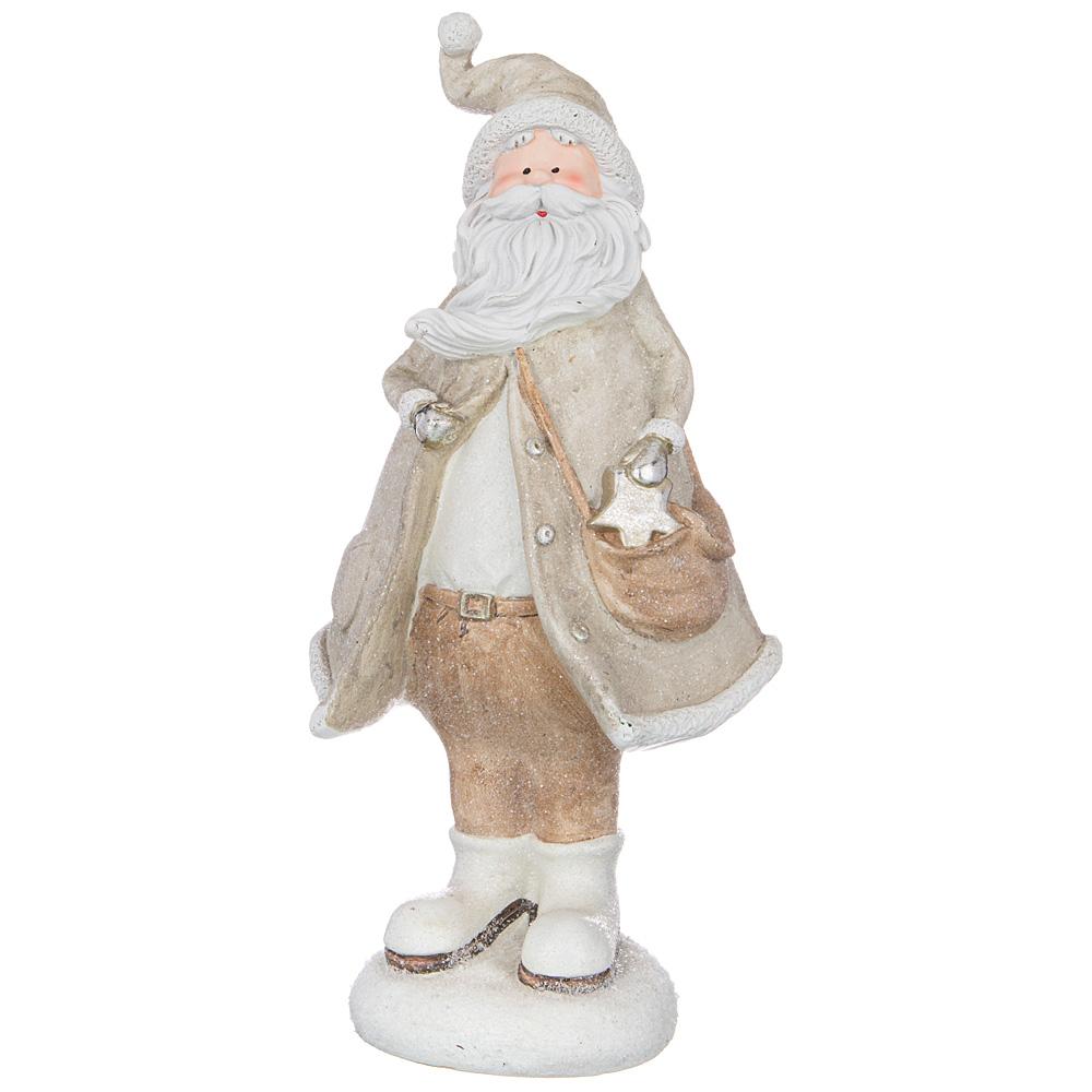 Фото - Фигурка Дед мороз 32 см фигурка дед мороз m97 дед мороз пластик текстиль красный