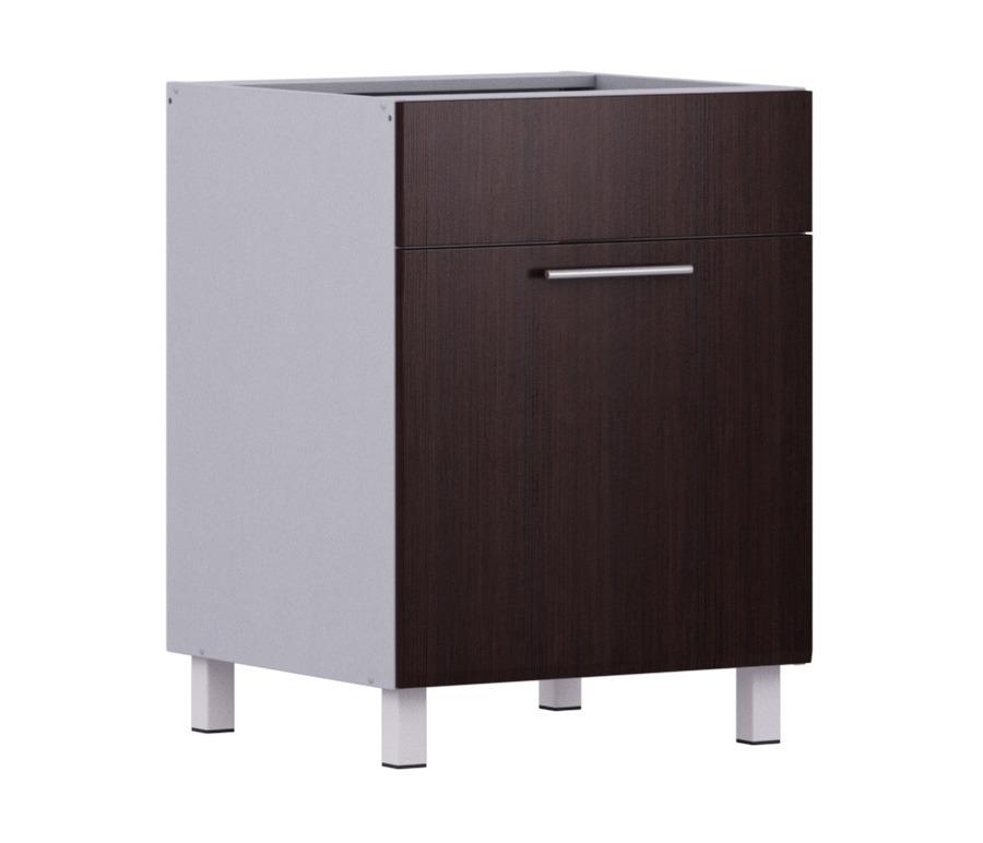 Анна АСВ-60 стол под варочную поверхностьМебель для кухни<br>Функциональная модель стола под варочную поверхность прекрасно подходит для эргономичных и современных кухонь.<br><br>Длина мм: 600<br>Высота мм: 820<br>Глубина мм: 563