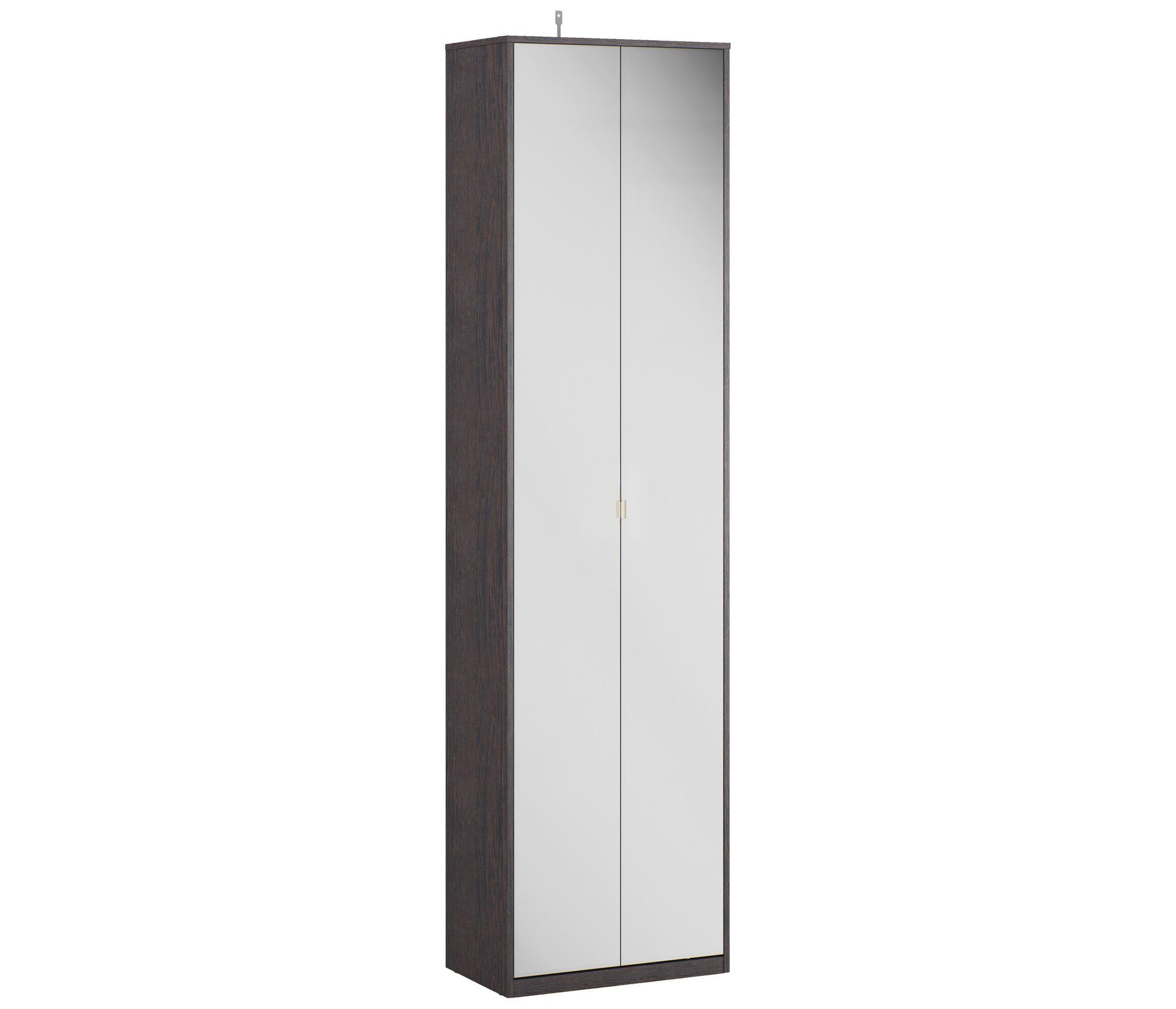 Афина СБ-2231 Шкаф 2-х дверный с зеркалом