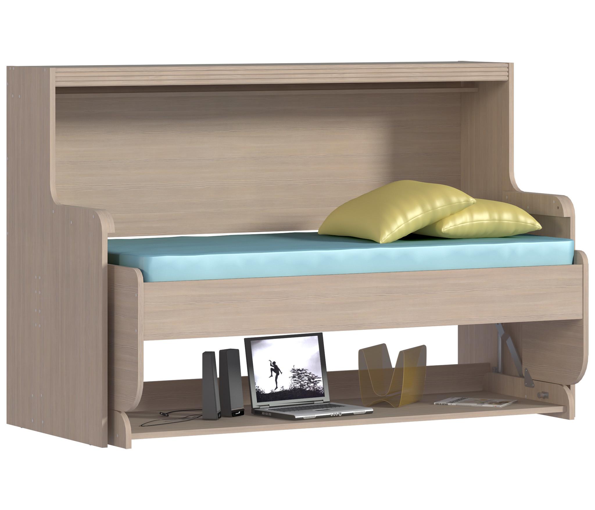 Дакота СБ-2086 Кровать-трансформер СоснаДетские кровати от 3-х лет<br><br><br>Длина мм: 2054<br>Высота мм: 1384<br>Глубина мм: 1000<br>Тип: Универсальные