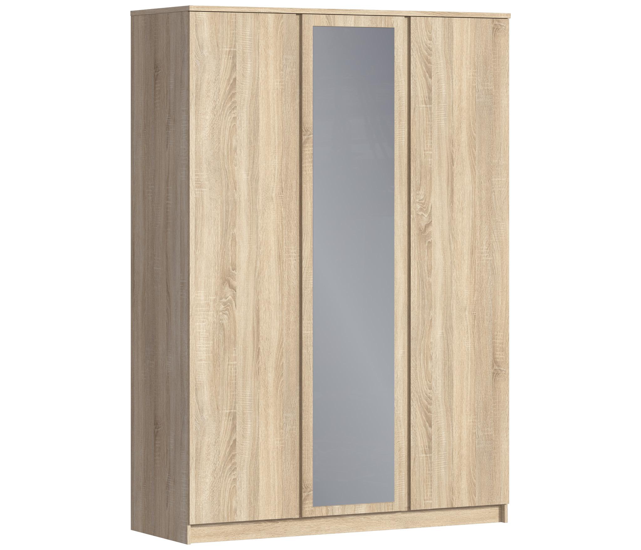 Веста СБ-2258 Шкаф 3-х дверныйШкафы<br>