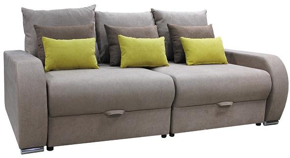 Прямой диван Генрих шенилл