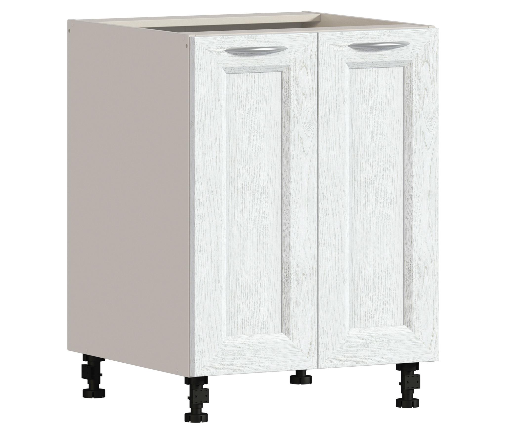 Регина РС-60 стол с 2-мя фасадамиГарнитуры<br>Стол с двумя фасадами Регина РС-60 имеет ширину 600 мм и станет вместительным хранилищем для кухонной утвари. Дополнительно рекомендуем приобрести столешницу.<br><br>Длина мм: 600<br>Высота мм: 820<br>Глубина мм: 563