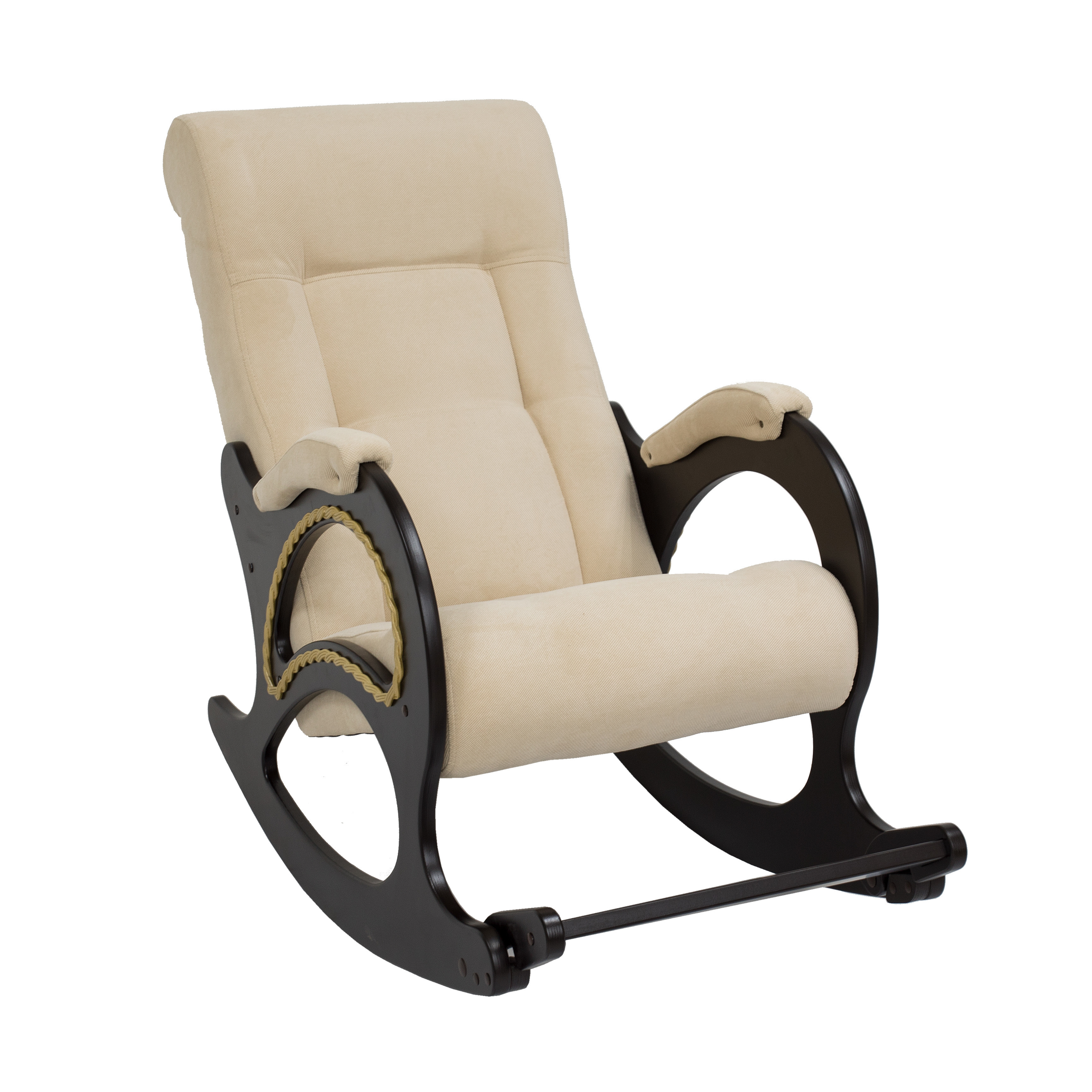 Кресло-качалка модель 44 венге