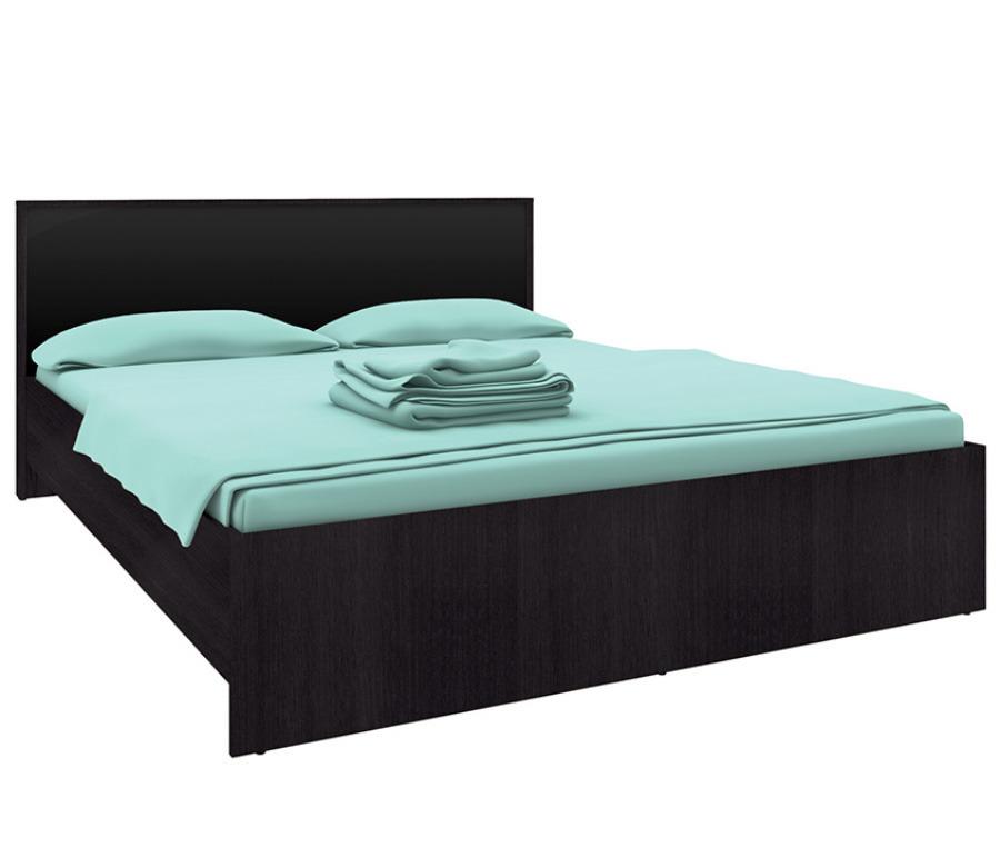 Марсель СБ-1077 Кровать 1600Гостиная<br>Кровать Марсель 1600 СБ-1077 входит в состав модульной спальни Марсель, дизайн которой в целом, несмотря на простоту внешнего вида, сделает любую спальню оригинальной и солидной. &#13;Матрас и ортопедическое основание в стоимость кровати не входят.<br><br>Длина мм: 1688<br>Высота мм: 860<br>Глубина мм: 2088