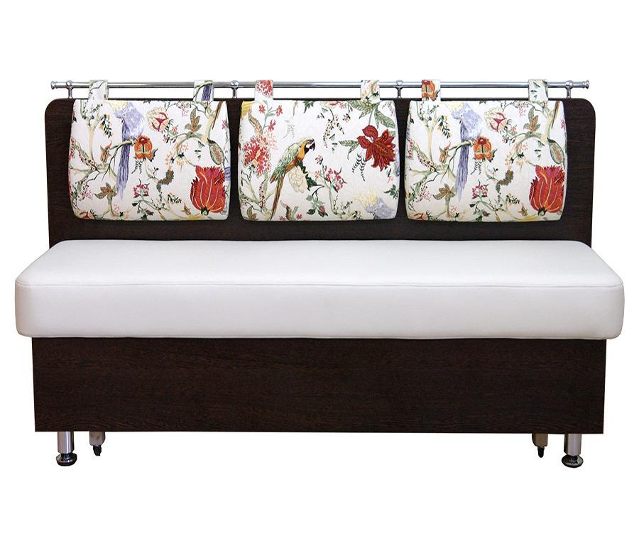 Диван Сюрприз прямой. Встроенное спальное место.  Обивка ткань/экокожаМягкая мебель<br><br><br>Длина мм: 180<br>Высота мм: 85<br>Глубина мм: 55