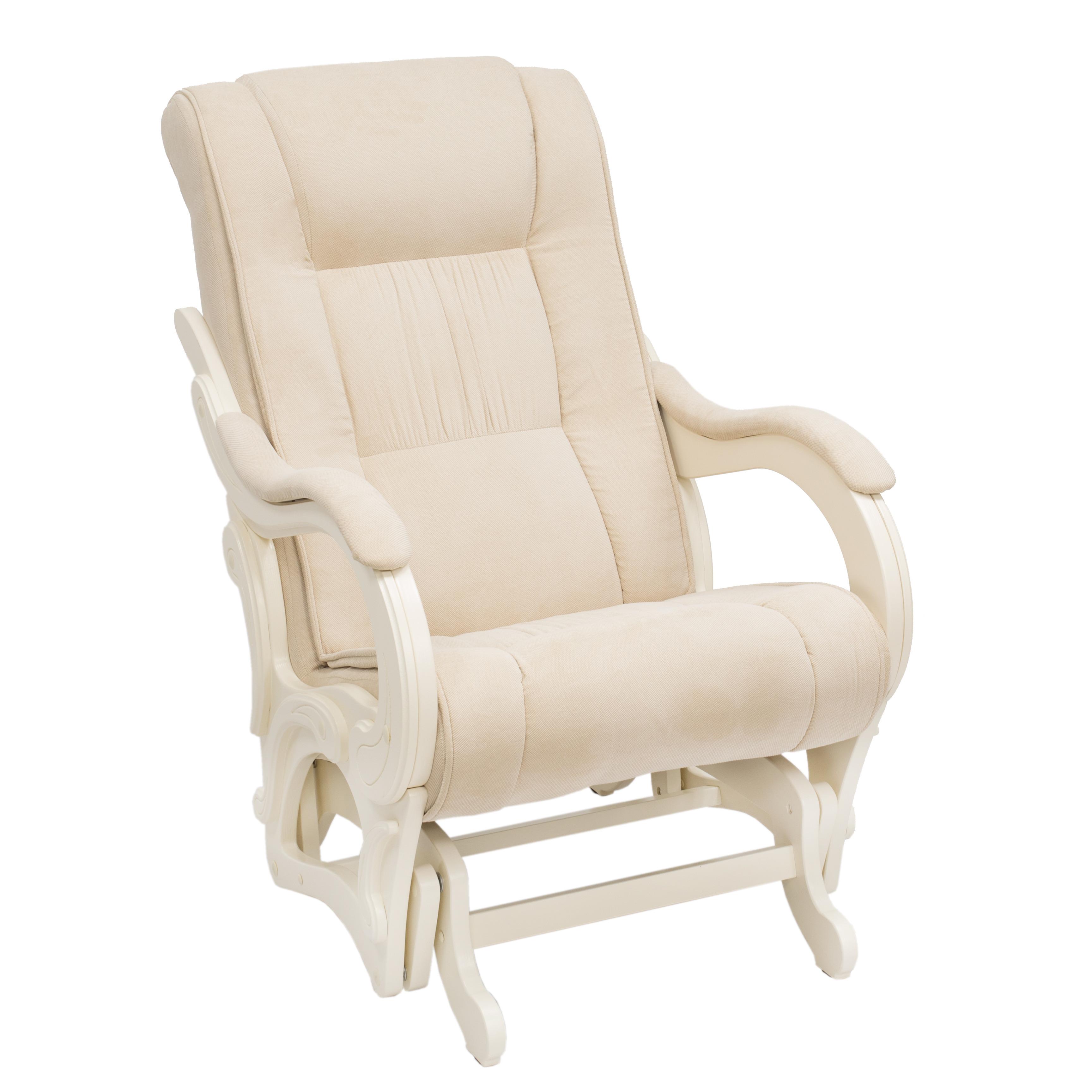 Кресло-качалка глайдер модель 78 дуб шампань
