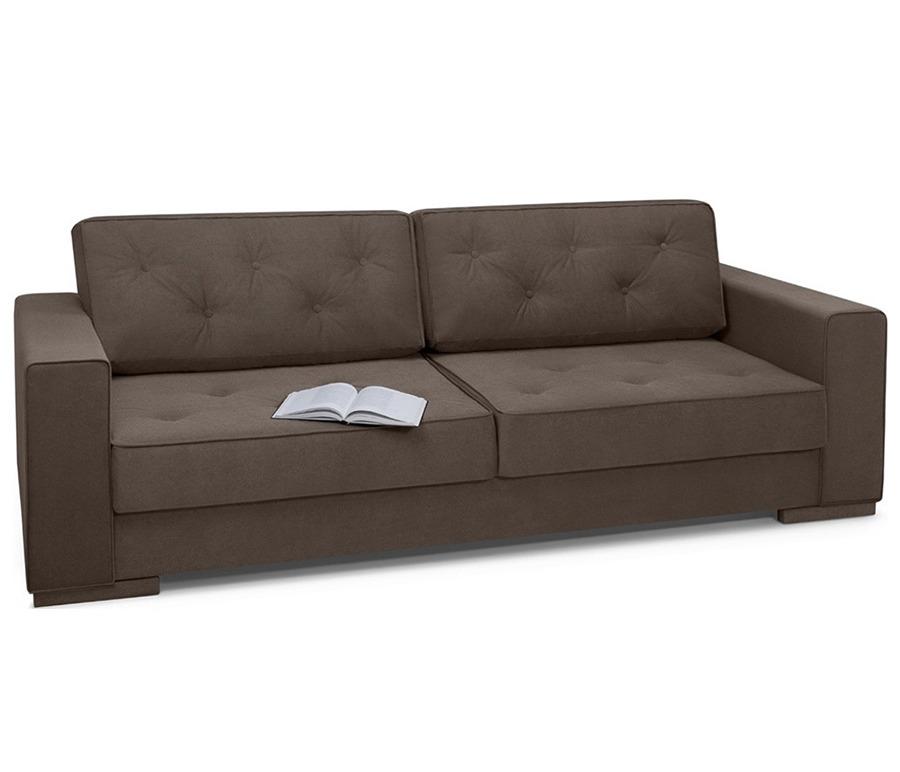 Диван прямой АяксМягкая мебель<br><br><br>Длина мм: 2390<br>Высота мм: 900<br>Глубина мм: 1100