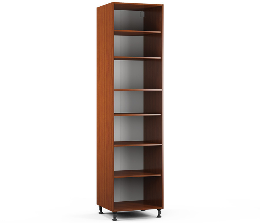 Регина РП-360 Пенал 600Мебель для кухни<br>Однодверный шкаф для кухни.<br><br>Длина мм: 600<br>Высота мм: 2370<br>Глубина мм: 563