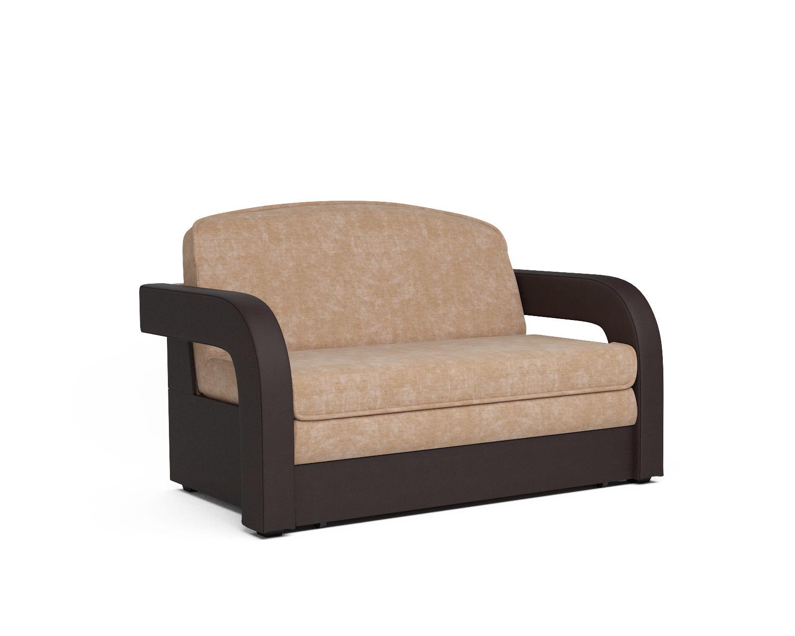 Прямой диван Карина-2 микровельвет фото
