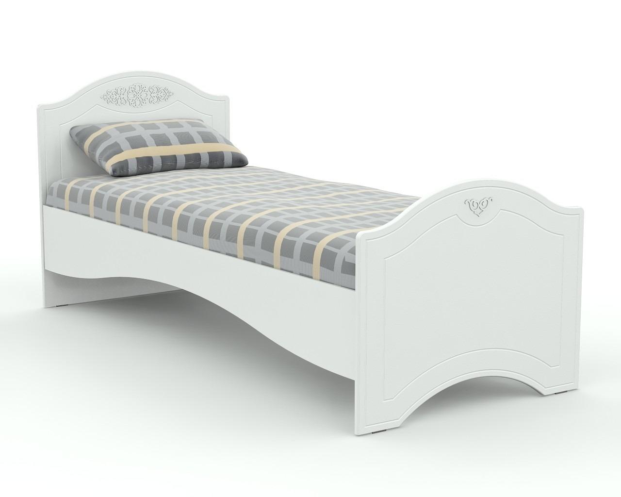 Ассоль кровать АС-09Кровати одноярусные<br><br><br>Длина мм: 854<br>Высота мм: 900<br>Глубина мм: 2042