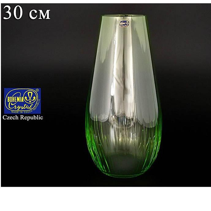 Фото - Ваза для цветов Crystal Bohemia Waterfall 30 см ваза для цветов декорированная 25 см 7736 250 77 302
