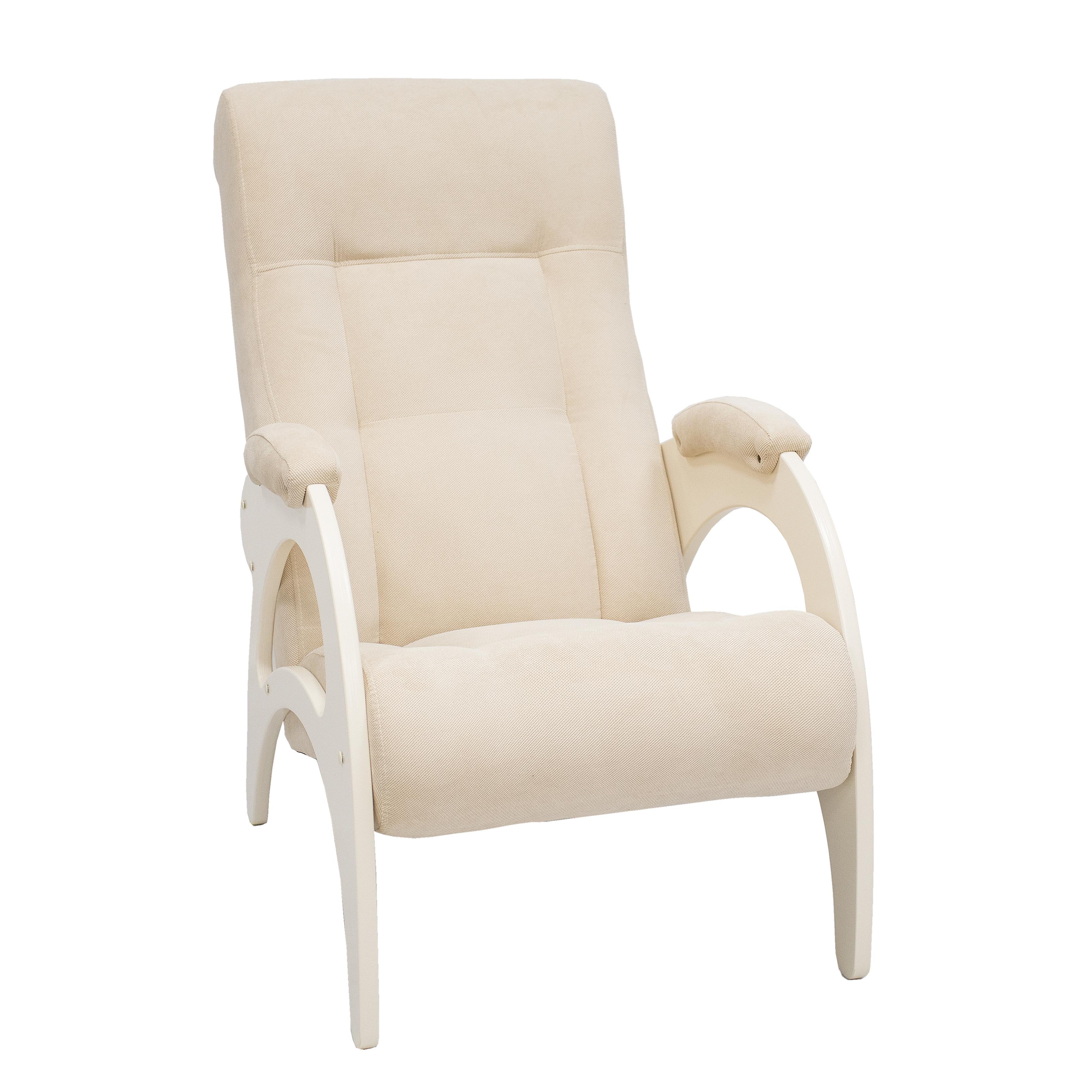 Кресло для отдыха модель 41, б/л дуб шампань