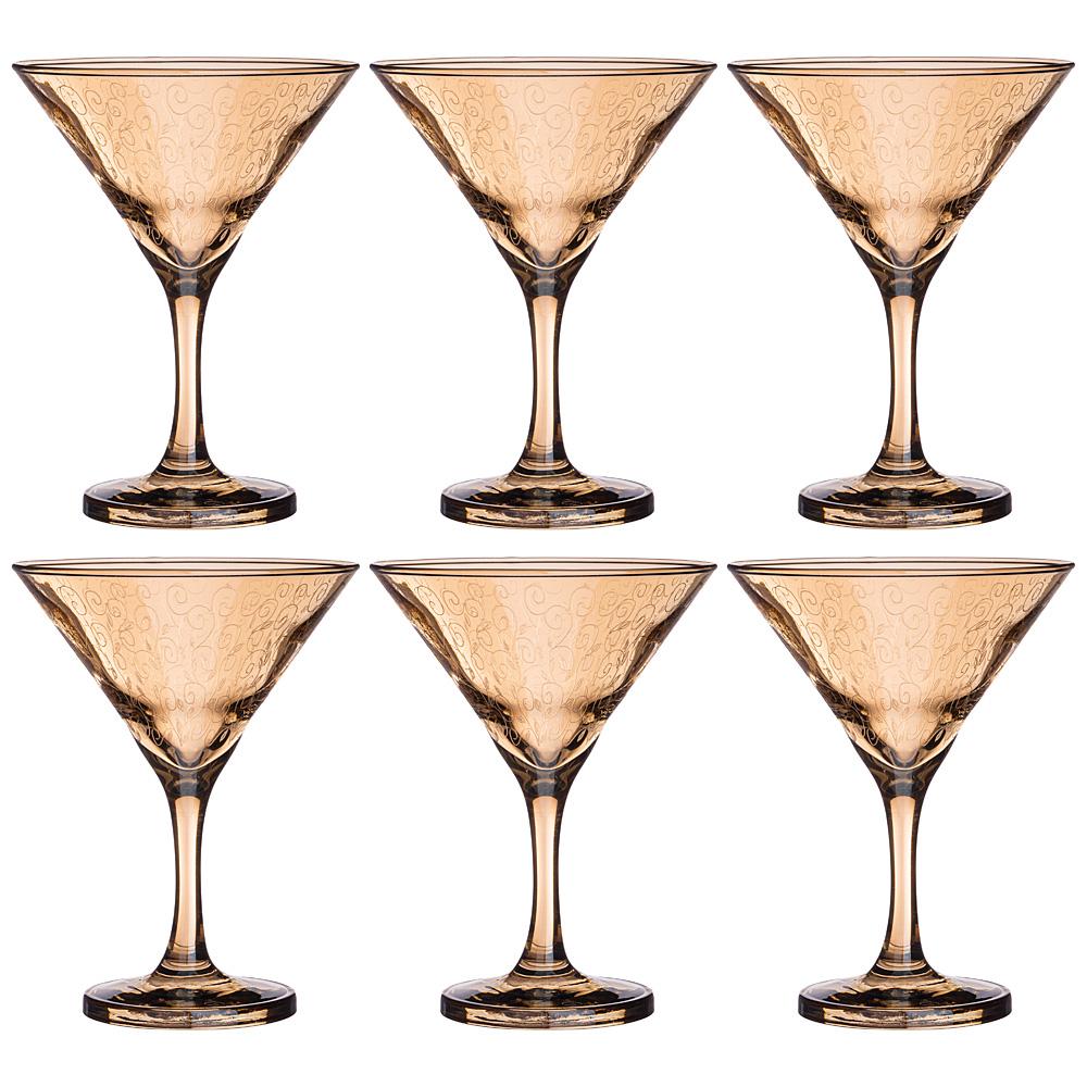 Набор бокалов для мартини 190 мл