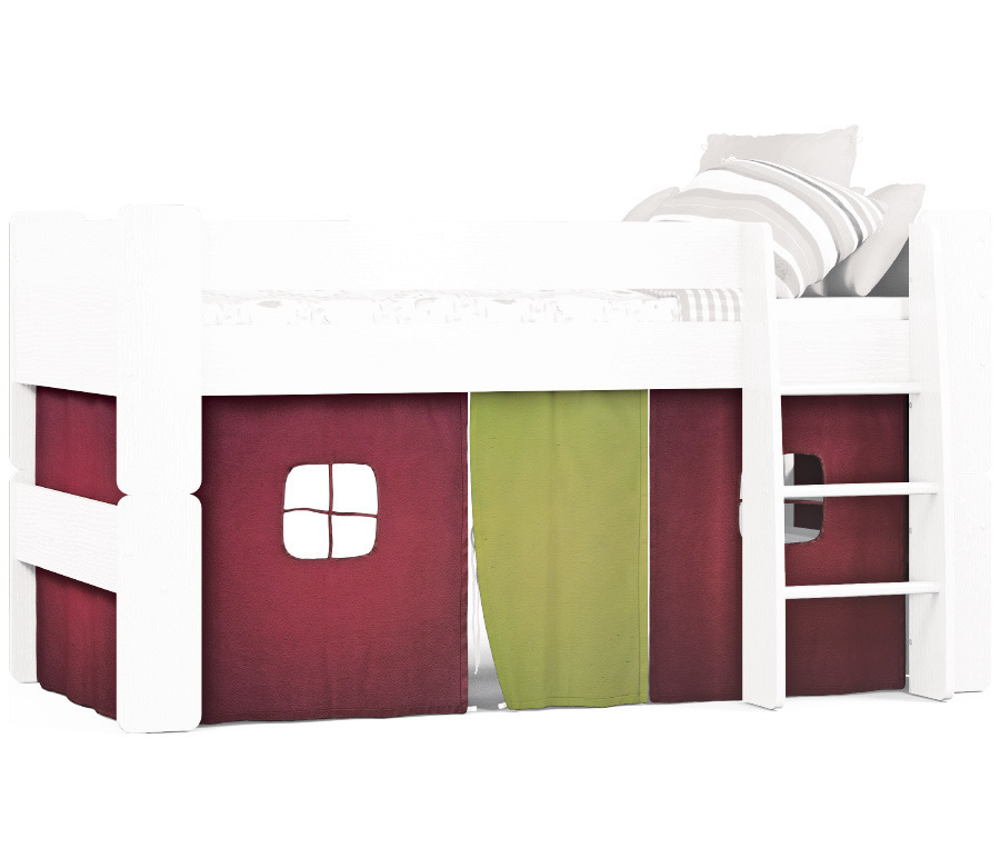 Шторки для кровати СБ-2123 Маугли