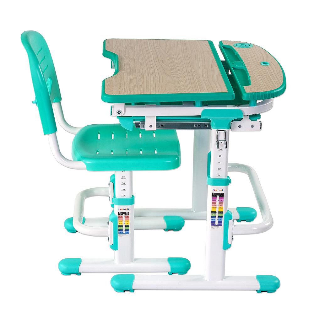 Комплект парта и стул SorrisoДетские парты, столы и стулья<br><br><br>Длина мм: 285<br>Высота мм: 745<br>Глубина мм: 595