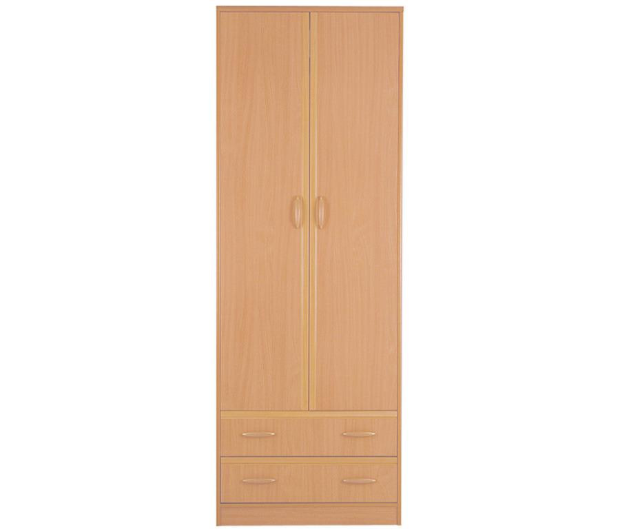 Симба С-05 Шкаф 2-х дверный с 2-мя ящикамиДетская<br><br><br>Длина мм: 800<br>Высота мм: 2235<br>Глубина мм: 564