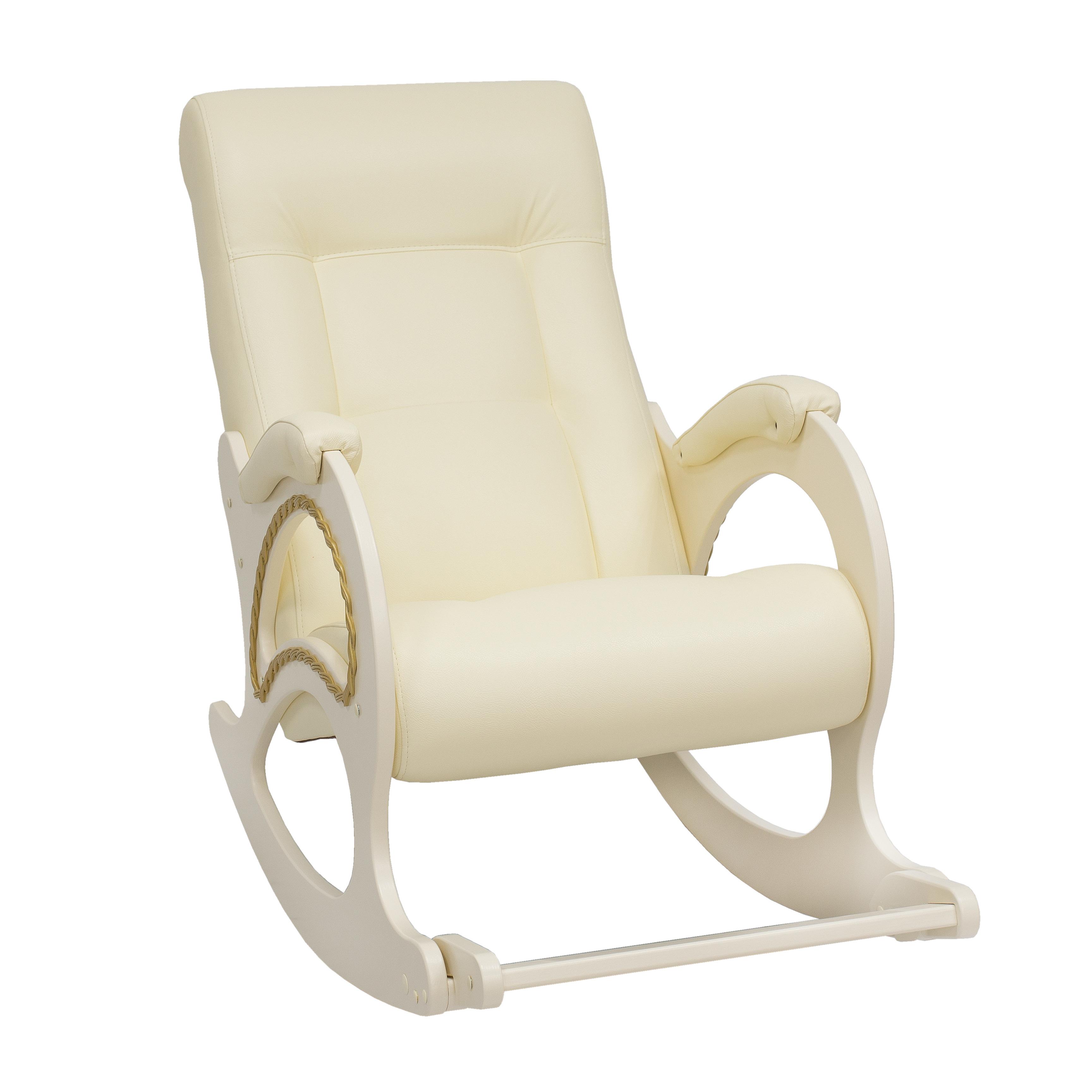 Кресло-качалка модель 44 дуб шампань