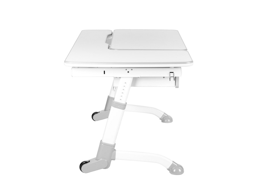 Парта-трансформер с выдвижным ящичком  AmareДетские парты, столы и стулья<br><br><br>Длина мм: 720<br>Высота мм: 790<br>Глубина мм: 210