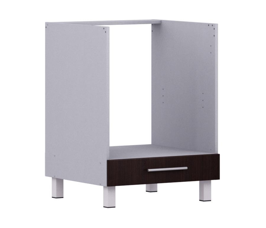 Анна АСД-1-60 стол под встраиваемую техникуМебель для кухни<br><br><br>Длина мм: 600<br>Высота мм: 820<br>Глубина мм: 563