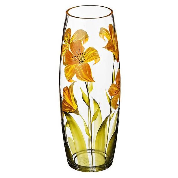 Ваза для цветов Лилия 30 см