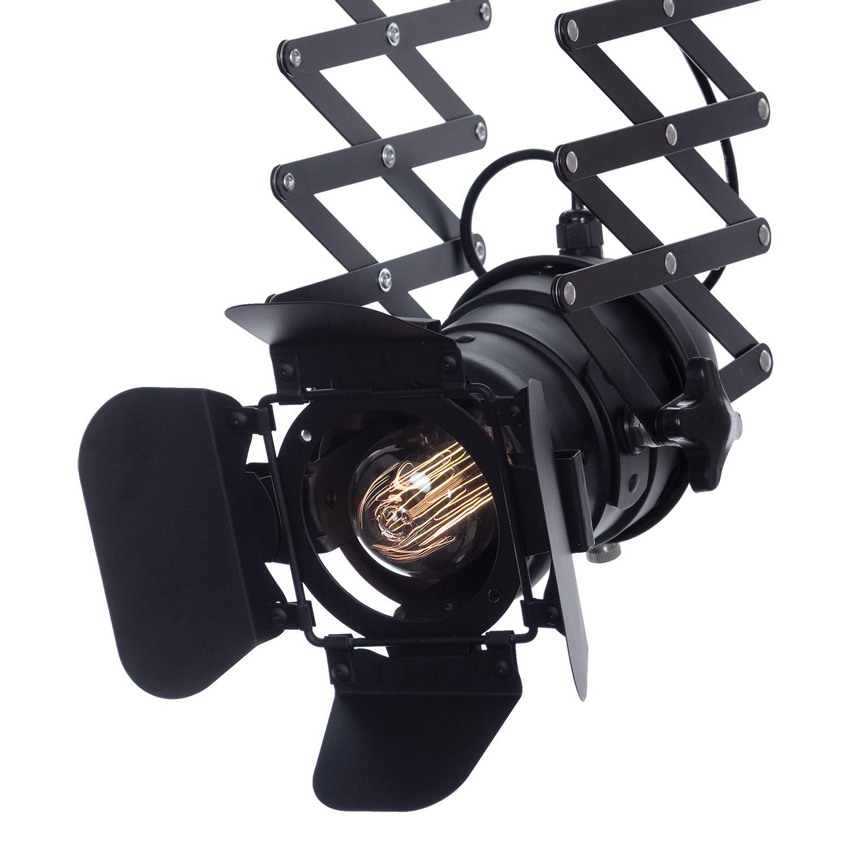 Потолочный светильник Lussole Loft Thornton LSP-9702 светильник на штанге il 0010 0061