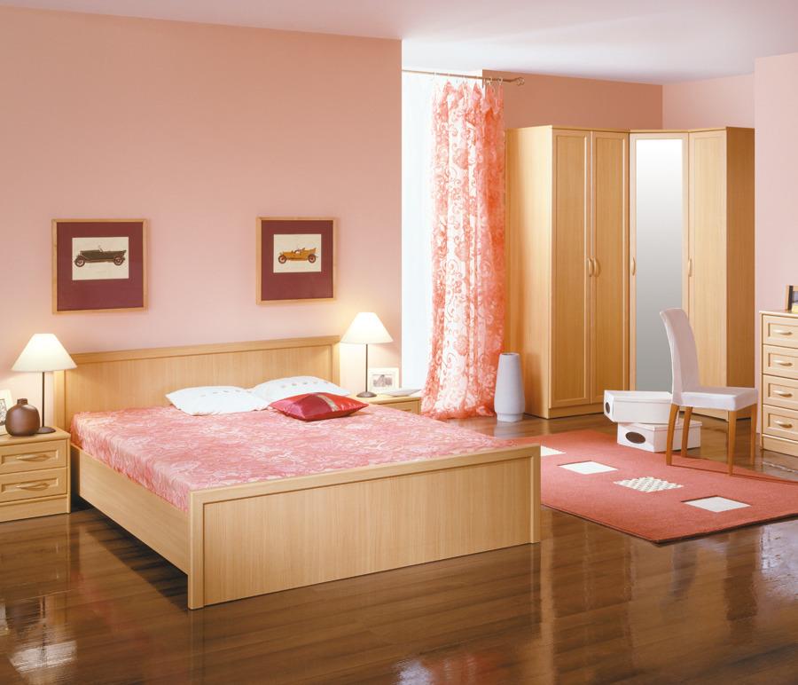 Симба Спальня Набор 2Готовые комплекты<br>Светлая, изящно выполненная спальня смотрится очень мило, и при этом современно и стильно.<br><br>Длина мм: 0<br>Высота мм: 0<br>Глубина мм: 0<br>Материал: ЛДСП<br>Основание для матраса: Нет