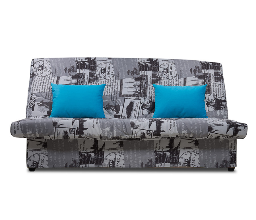Диван Профит клик-клякМягкая мебель<br><br><br>Длина мм: 1900<br>Высота мм: 1000<br>Глубина мм: 1000