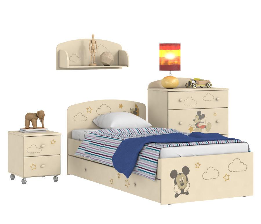 Денди Disney СБ-1419 Тумба прикроватная
