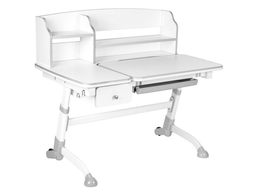Парта-трансформер с надстройкой и выдвижным ящичком Amare IIДетские парты, столы и стулья<br><br><br>Длина мм: 720<br>Высота мм: 790<br>Глубина мм: 210