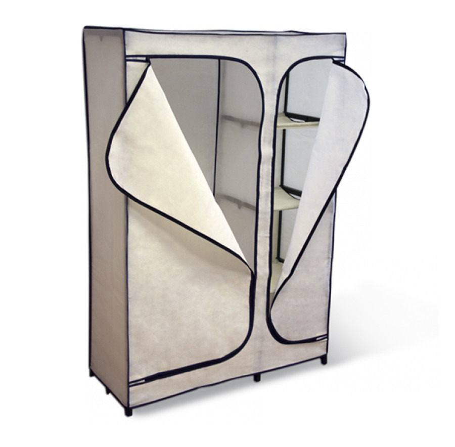 Вешалка-гардероб с чехлом 2016Вешалки<br><br><br>Длина мм: 1050<br>Высота мм: 1600<br>Глубина мм: 450