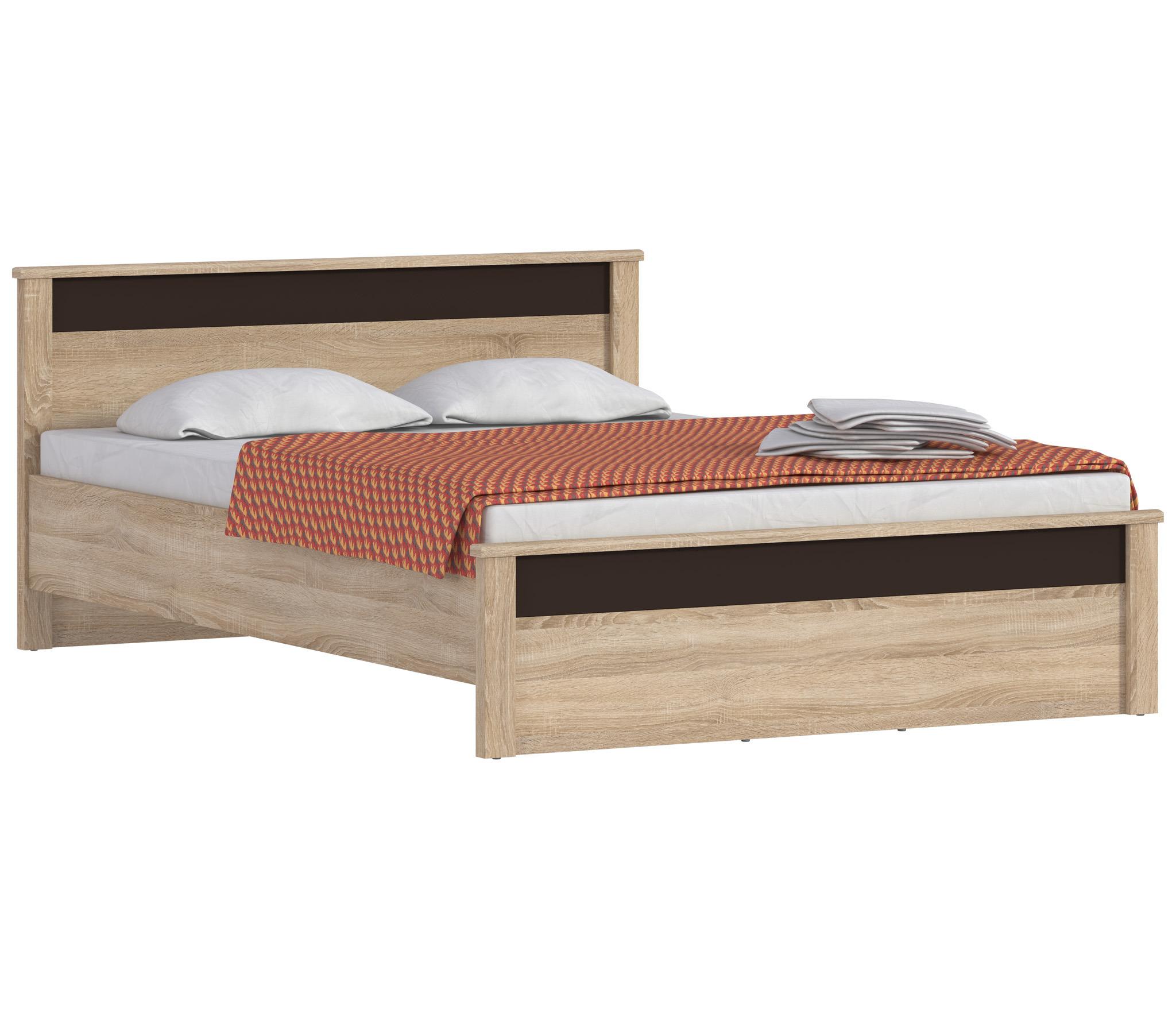 Клео СБ-2014 Кровать (универсальная)Кровати<br>Эта кровать понравится любителям лаконичных форм и минимализма.<br><br>Длина мм: 1474<br>Высота мм: 828<br>Глубина мм: 2093