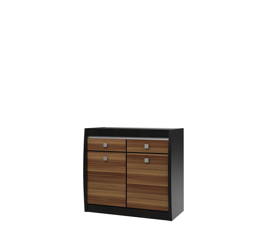 Ксено (Корсика) СТЛ.078.02 Комод 2-х дверный с 2-мя ящикамиКомоды<br>- он используется в качестве системы хранения, имея в конструкции два выдвижных ящика и две глубокие полки с гладкими фасадами. Вам будет удобно хранить личные вещи, начиная от домашней одежды и заканчивая личными документами.&#13;- выступает в качестве декоративного предмета мебели и служит украшением комнаты. Контрастное сочетание актуальной яркой, графичной текстуры фасада в цвете «Слива валлис» с ультрамодным цветовым решением корпуса «Дуб феррара» интригует и останавливает взгляды.Комод сделает интерьер интереснее, подчеркнет хороший вкус хозяина и добавит уют.&#13;]]&gt;<br><br>Длина мм: 1040<br>Высота мм: 802<br>Глубина мм: 445