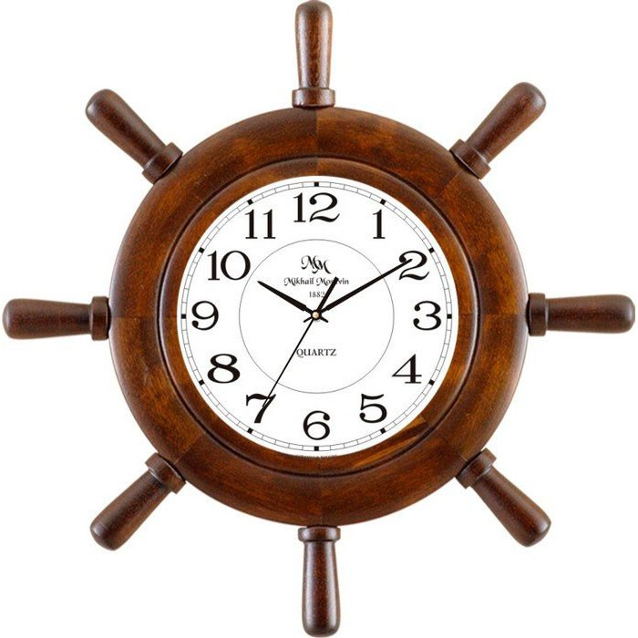 Настенные часы Штурвал 6018615