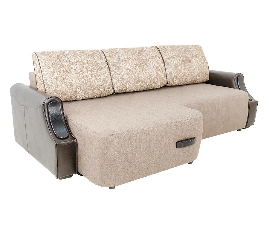 Диван Олд Траффорд угловой с полуоттоманкой левыйМягкая мебель<br><br><br>Длина мм: 2350<br>Высота мм: 890<br>Глубина мм: 1400