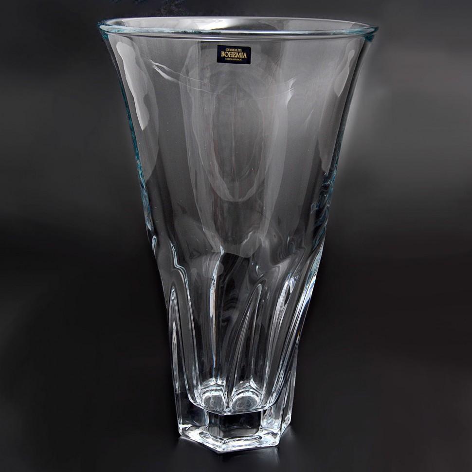 Ваза для цветов Crystalite Bohemia Apollo 30 см ваза globus высота 30 5см crystalite 669 310